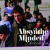 Absynthe Minded - As It Ever Was: Album-Cover