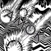 Atoms For Peace - Amok: Album-Cover