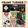 Frank Turner - The Third Three Years: Album-Cover