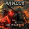 The German Panzer - Send Them All To Hell: Album-Cover