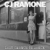 CJ Ramone - Last Chance To Dance: Album-Cover