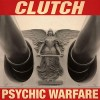 Clutch - Psychic Warfare: Album-Cover