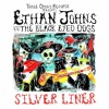 Ethan Johns With The Black Eyed Dogs - Silver Liner: Album-Cover