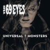 The 69 Eyes - Universal Monsters: Album-Cover