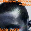 Massive Attack - Ritual Spirit: Album-Cover