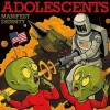 Adolescents - Manifest Density: Album-Cover