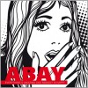 Abay - Everything's Amazing and Nobody Is Happy: Album-Cover