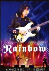 Ritchie Blackmore's Rainbow - Memories In Rock - Live In Germany: Album-Cover