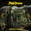 Night Demon - Darkness Remains: Album-Cover