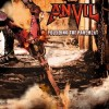 Anvil - Pounding The Pavement: Album-Cover