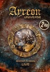 Ayreon - Ayreon Universe - Best Of Ayreon Live: Album-Cover