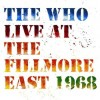 The Who - Live At The Fillmore East 1968: Album-Cover