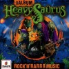 Heavysaurus - Rock'n'Rarrr Music: Album-Cover