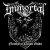 Immortal - Northern Chaos Gods: Album-Cover