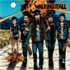 Ski's Country Trash - Walking Tall: Album-Cover