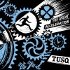 Tusq - The Great Acceleration: Album-Cover