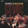 Elvis Presley - The King In The Ring: Album-Cover