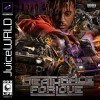 Juice WRLD - Death Race For Love: Album-Cover