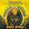 Santana - Africa Speaks: Album-Cover