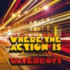 The Waterboys - Where The Action Is: Album-Cover