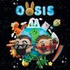 J Balvin & Bad Bunny - Oasis: Album-Cover
