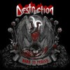 Destruction - Born To Perish: Album-Cover