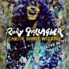 Rory Gallagher - Check Shirt Wizard - Live in '77: Album-Cover