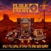 Public Enemy - What You Gonna Do When The Grid Goes Down?: Album-Cover