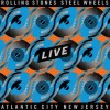 The Rolling Stones - Steel Wheels Live (Atlantic City 1989): Album-Cover