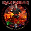 Iron Maiden - Nights Of The Dead – Legacy Of The Beast, Live in Mexico City: Album-Cover