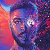 Kid Cudi - Man On The Moon III: The Chosen: Album-Cover