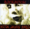 Rockbitch - Motor Driven Bimbo: Album-Cover
