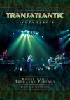 Transatlantic - Live In Europe: Album-Cover