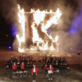 Kraftklub - Flammen-Video zu