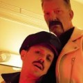 Jake Shears - Josh Homme feiert den