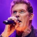 David Hasselhoff - The Hoff covert The Jesus And Mary Chain