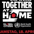 #togetherathome - Streaming-Festival mit Eilish, Lizzo u.v.a.