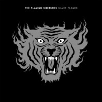 Flaming Sideburns – Silver Flames