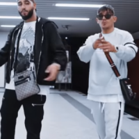 "Samra & Capital Bra – Neues Video zu ""Huracan"""