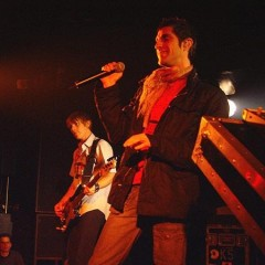 Perry Farrell und Chris Chaney