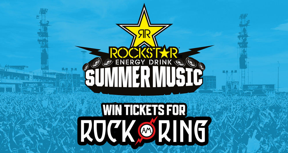 Sponsored News Lautde Und Rockstar Energy Drink Verlosen Rock Am