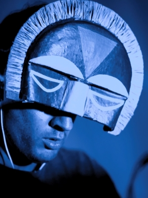 "SBTRKT: Animiertes Fabel-Video zu ""New Dorp. New York"""