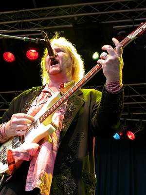 Yes: Bassist Chris Squire ist tot