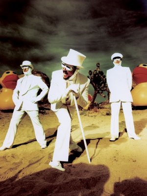 "Primus: Verstrahltes Video zu ""The Seven"""