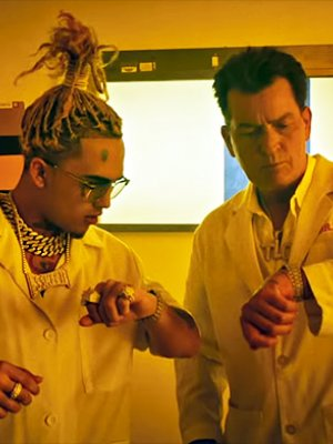 "Lil Pump: ""Drug Addicts"" mit Charlie Sheen"