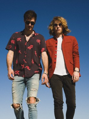 "Bob Moses: Neues Video ""Back Down"" im Stream"