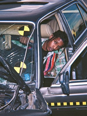 "A$AP Rocky: Das Video zu ""Gunz N Butter"""