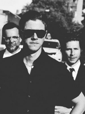 "Interpol: Neuer Song ""The Weekend"" kündigt EP an"