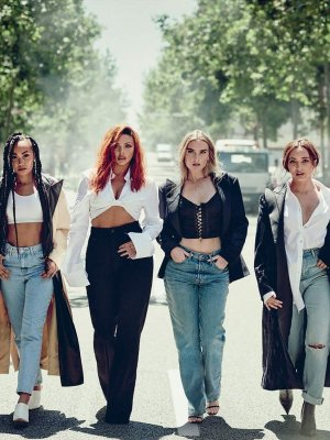 "Little Mix: Neues Video zu ""Bounce Back"""