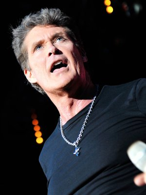 David Hasselhoff: The Hoff covert The Jesus And Mary Chain